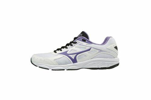Running 21 Mizuno Purple K1ga190168 White Unisex Shoes