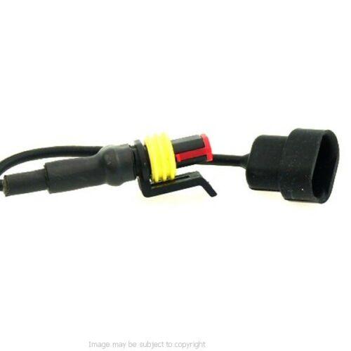 DIN BMW Estilo Socket Motocicleta GPS Satnav Cable De Carga Micro Usb Hella