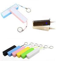 Power Bank External Portable Emergancy USB Battery Charger iPhone Samsung 5 4 3