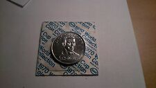 1970 ESSO WORLD CUP COIN/MEDAL MINT CONDITION JACK CHARLTON WITH WRAPPER