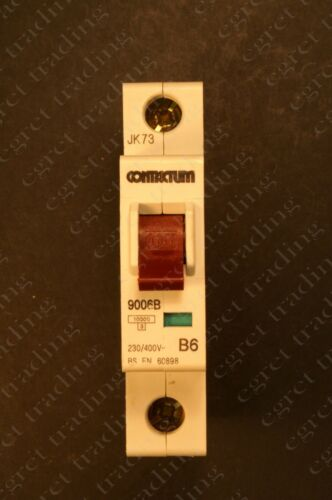 Contactum 71 series 6kA 90 series 10kA old type MCB Minature Circuit Breaker