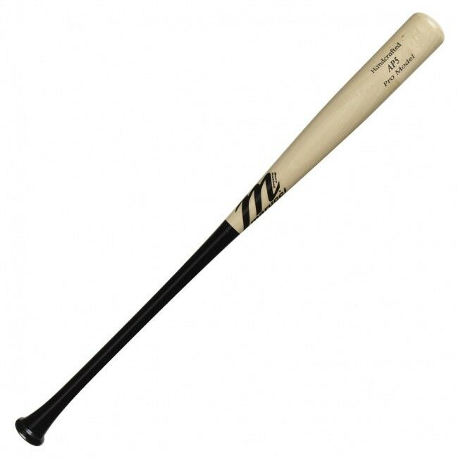 Marucci Albert Pujols Maple Wood Adult Bat Baseball Bat Adult MVEIAP5-BK/N 33in 7c7566