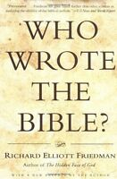 Who Wrote The Bible? By Richard Elliott Friedman, (paperback), Harperone , New, on sale