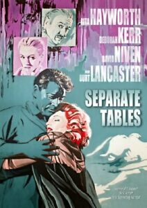SEPARATE-TABLES-1958-WS-NEW-DVD