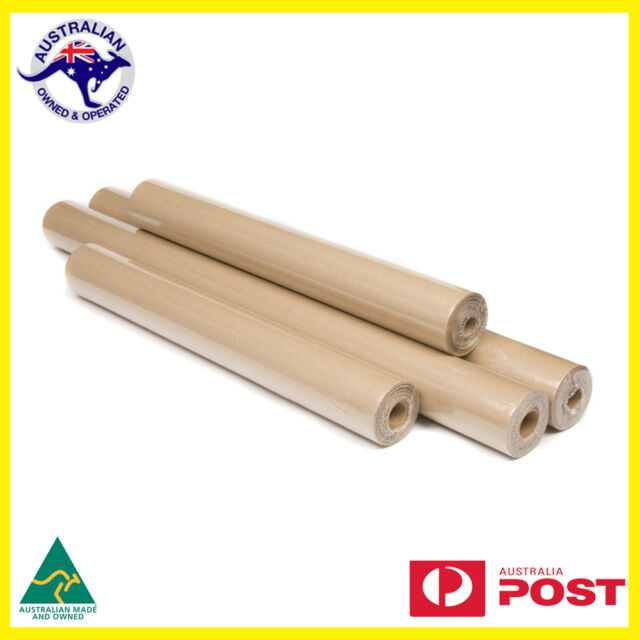Brown Packaging Kraft Paper Roll 760mm x 10m 70GSM Packing Wrapping Kraft Gifts