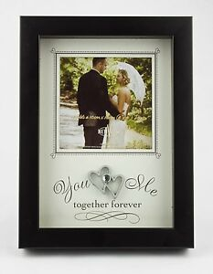 You Me Special Moments Wedding Photo Frame For 4x4 Inch Photograph