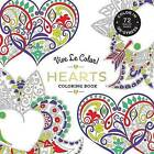 Vive Le Color! Hearts: Adult Coloring Book: Color In; de-Stress (72 Tear-Out Pages) by Abrams Noterie (Paperback / softback, 2016)