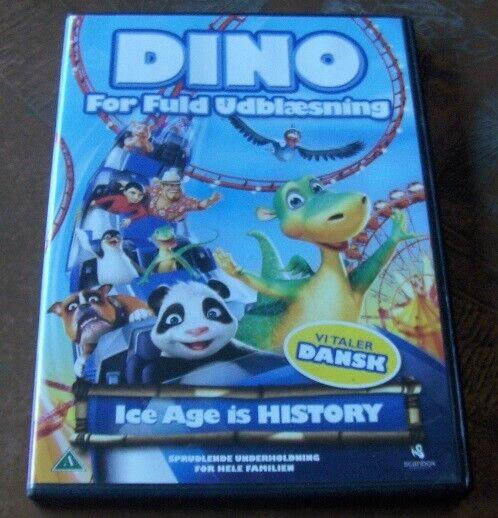 DINO FOR FULD UDBLÆSNING - IMPY's WONDERLAND, instruktør