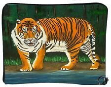 "Tiger Tablet Case with Strap - 10"" iPad Case - Support Wildlife Conservation"
