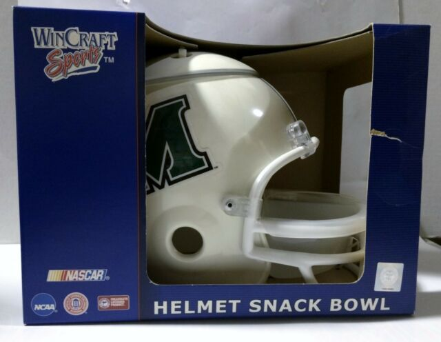Marshall University Full Size Snack & Party Football Helmet by Wincraft