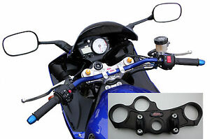 Das Bild Wird Geladen Superbike Lenker Umbau Kit KOMPLETT Yamaha YZF R6