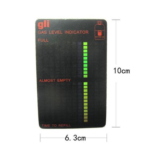 Gas-Thermometer Propan Butan LPG Benzintank Level Indicator Magnetic Gauge  FBB