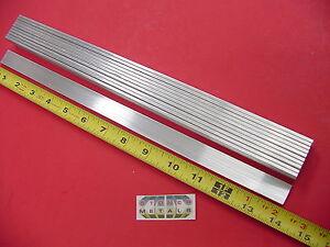 "10 Pieces 3//8/"" X 3/"" ALUMINUM 6061 FLAT BAR 3/"" long T6511 NEW Solid Mill Stock"