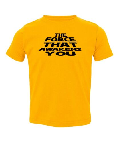 Star Wars The Force That Awakens You Kids Toddler T-Shirt