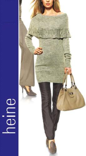 sottile 5 tasche-Tubi Pantaloni Regular-fit 34//17 020262 42//21 Marrone Heine NUOVO