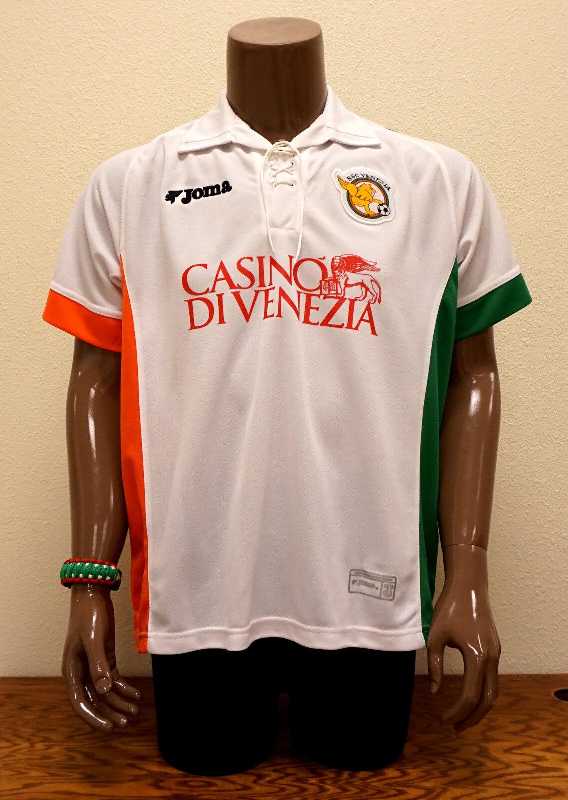 SSC VENEZIA 2006 07 Joma Away Jersey (M) NWO --ITALY-