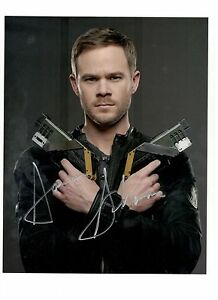 Details about AARON ASHMORE AUTHENTIC SIGNED AUTOGRAPH OTTAWA POP EXPO 2015  WAREHOUSE 13 COA