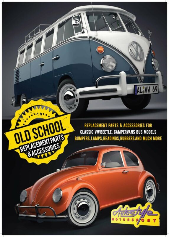 AIRCOOLED Replacement parts and accessories for classic VW Beetle,  campervan bus models, old school | Other | Gumtree Classifieds South Africa  |