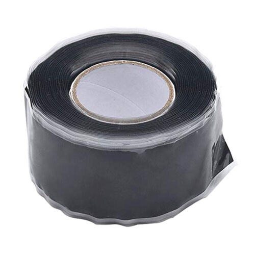 Rubber Silicone Repair Sealing Insulation Tape Waterproof Bonding Fusing Wire