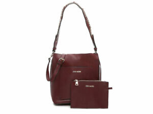 NWT Steve Madden Shoulder/Crossbody Bag with Pouch
