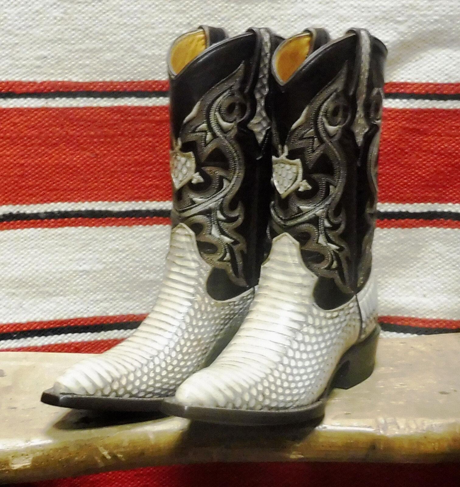 ... Stivali stivale texani country western cowboy donna esotico pitone  pitone pitone serpente 35 8efff8 6a200699512