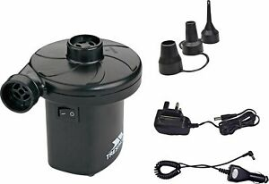 Trespass Rechargable 250L Per Minute Air Pump