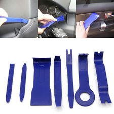 7Pcs Car Pry Tools Kit Door Trim Panel Dash Stereo Radio Interior Light Removal