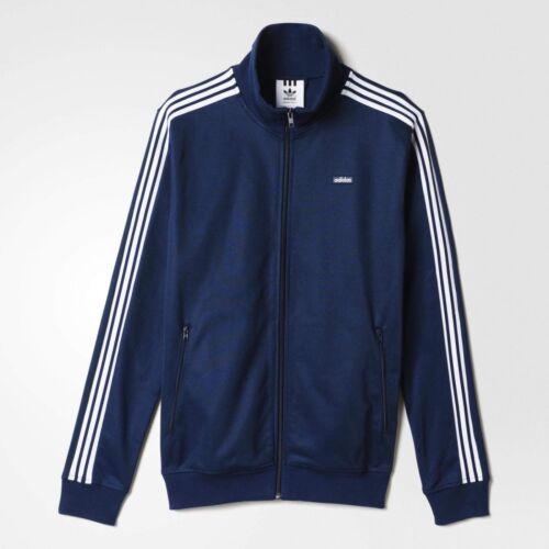 ab7766 herenmaat Beckenbauer Adidas trainingsshirt marineblauw Originals klein AwYRI6Hq