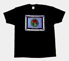 Grateful Dead Shirt T Shirt Vintage 1995 Stone Roses Last Tour Black GDM XL New