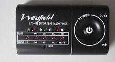 Westfield LT-2005E Tuner Guitar & Bass Ultra-compact Auto Tuner