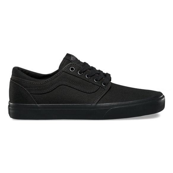 2212feb20cc3dc Vans Cordova Canvas Black Black Men s Classic Skate Shoes Size 7 7 7 e1281d