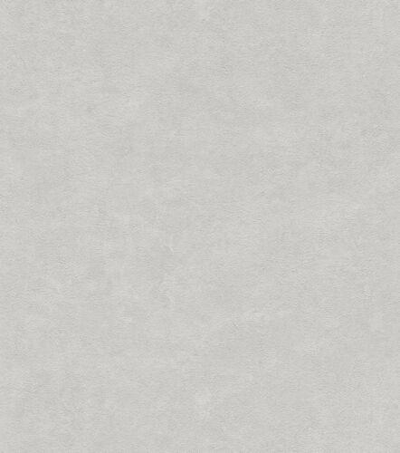 Tapete Vlies Uni Einfarbig grau 445831 Rasch Vliestapete 2,71€//1qm