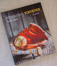 Introductory statistics 9th edition 2016 by prem s mann ebay introductory statistics 9th edition hardcover 2016 prem s mann 9781119234562 fandeluxe Images