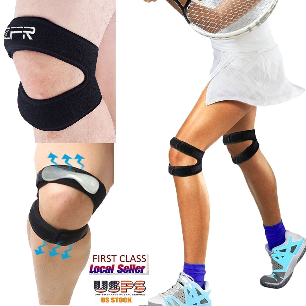 New Knee Recovery Sleeve Copper Cfr Patella Compression Tommie