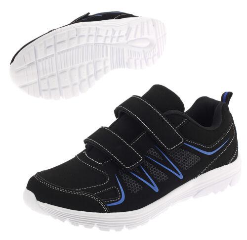 Damen Herren Sportschuhe Sneaker Turnschuhe Laufschuhe Klettverschluss 18263 NEU