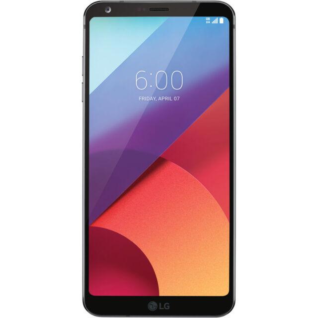 LG G6 H870DS 64GB Dual sim ohne SIM-Lock - Schwarz
