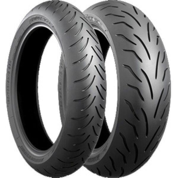 Neumático Bridgestone Battlax SC 110/70 -12 47L TL