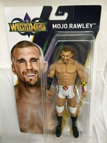 WWE Wrestlemania Figure-MOJO RAWLEY FMH59 ~ NOUVEAU