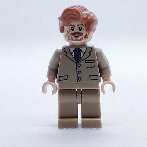 Lego Professor Remus Lupin 4867 Harry Potter Minifigure