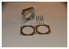 """FORD """"SWIRL"""" Throttle Body Spacer 2011-2015 Ford F150/Mustang GT 5.0L , 6.2L"""