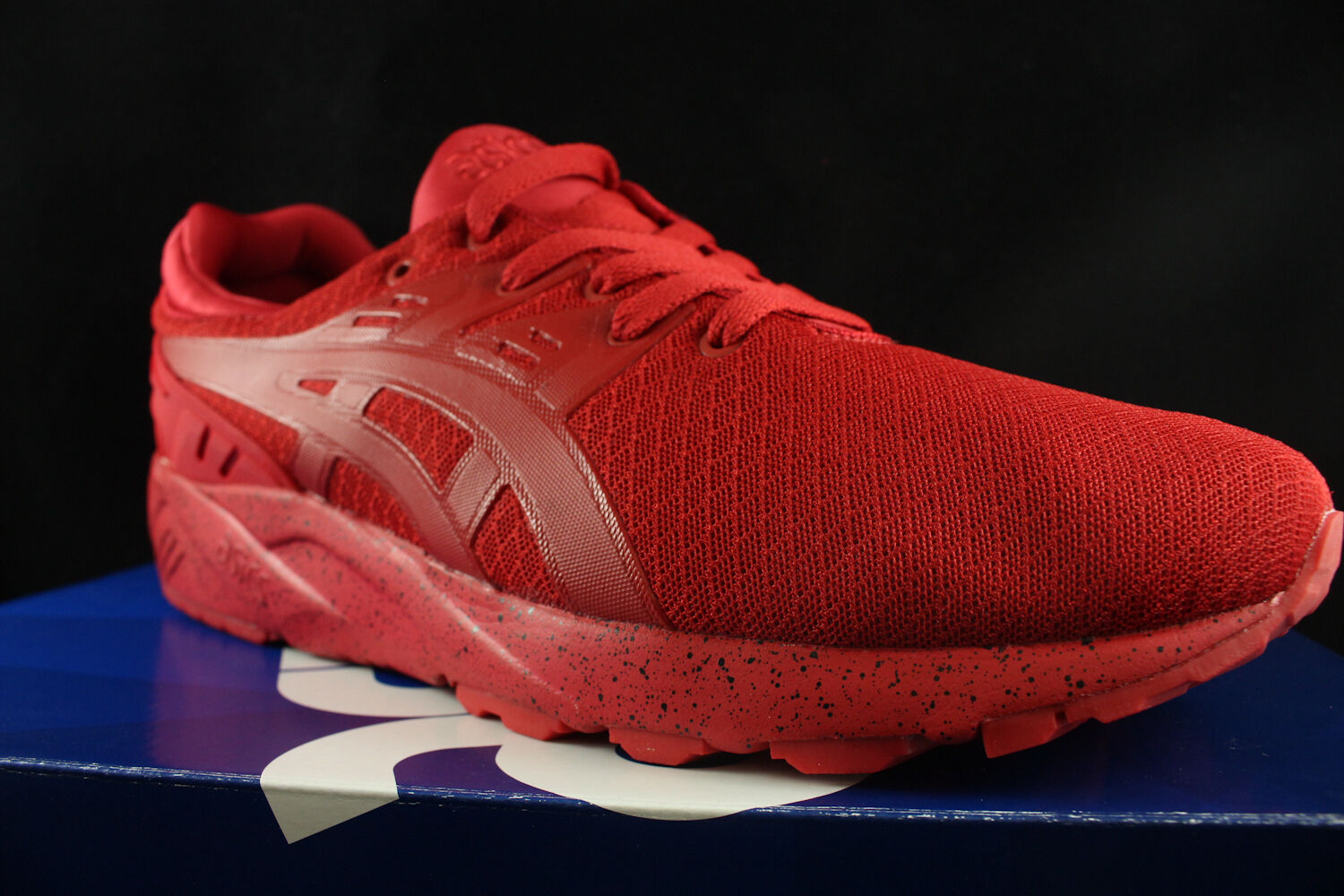 ASICS GEL KAYANO TRAINER RED MONOTONE PACK MONO H6M4N 2525 SZ 11
