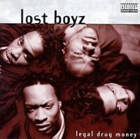 The Lost Boyz - Legal Drug Money [new Cd] Explicit on Sale