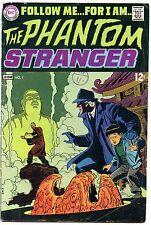 The Phantom Stranger 1 VG 4.00