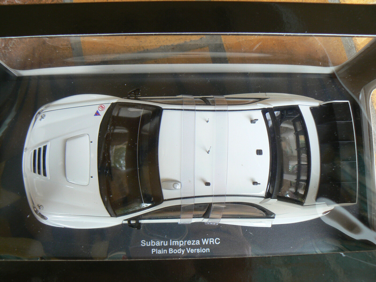 subaru impreza wrc wrc wrc rallye 2006 street plain body blanche autoart 1/18 1:18 new | Une Forte Résistance à La Chaleur Et Résistant à L'usure  | Doux Et Léger  | New Style,En Ligne  5f02fd