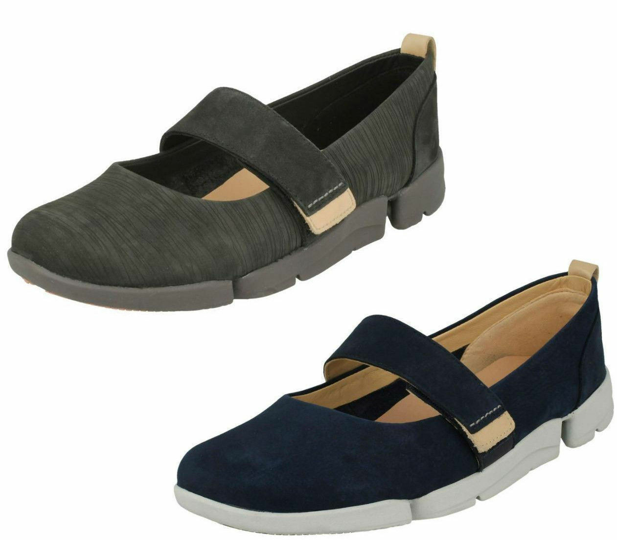 Gentlemen/Ladies LADIES CLARKS CASUAL TRI CARRIE online sale Win highly appreciated Immediate delivery
