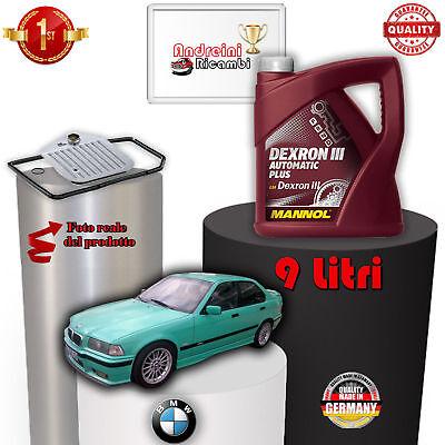 Affidabile Kit Filtro Cambio Automatico E Olio Bmw 320i E36 110kw Dal 1991 -> 1998 1010