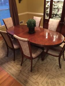 Marvelous Details About Dining Table Hickory Chair Caraccident5 Cool Chair Designs And Ideas Caraccident5Info