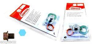 Corteco-aceite-mag-anillo-obturador-mini-toyota-Lexsus-ford-nissan-350-Z-Almera