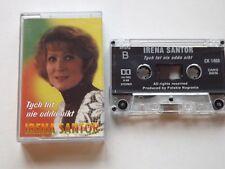 Irena Santor - Tych Lat Nie Odda Nikt - Cassette, Made In Poland