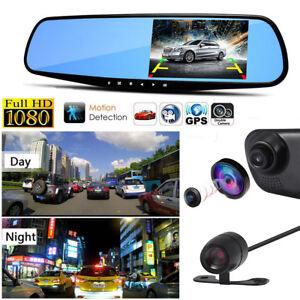 4-3-039-039-1080P-HD-Dual-Lens-Car-DVR-Camera-Video-Recorder-Dash-Cam-Rearview-Mirror